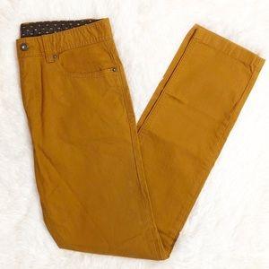 NWOT Men's Prana Organic Pants